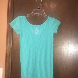 Guess Teal Shirt / Dress